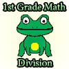 1st Grade Math Division
