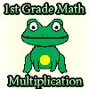 1st Grade Math Multiplication