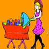Babies Coloring Games