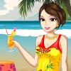 Beach Beauty - Dress Up
