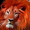 Big forest lions puzzle