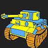 Big tank coloring