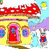 Christmas Bunny 2 - Rossy Coloring Games