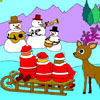 Christmas Tale 3 - Rossy Coloring Games