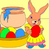 Easter Bunnies 2 - Rossy Coloring Games