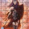 Fantasy puzzle (4 in 1)