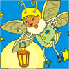 Free Coloring Games - Firefly