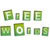 Free Words by FlashGamesFan.com
