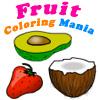 Fruit Coloring Mania