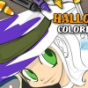 Hallow's Eve Coloring Treat