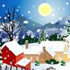 Hidden Numbers-Christmas Snow