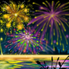 Hidden Numbers-New Year Fireworks