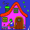 House Coloring Games