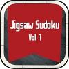 Jigsaw Sudoku - vol 1