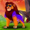 Lion Dressup
