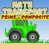 Math Transport Prime & Composite