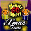 Monkey GO Happy - Xmas Time!