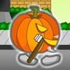 Old Stick Pumpkin