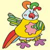 Parrot Game - Paint Online