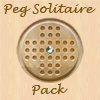 Peg Solitaire Pack