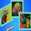 Reptiles in the jungle puzzle