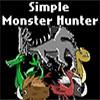Simple Monster Hunter