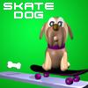 Skate Dog Skateboarding