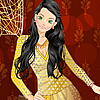 Sparkle and Shine Dress UpPlayGames4Girl