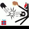 Stick Figure Smash (Christmas Edition)