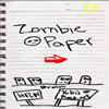 Zombie Paper Stick