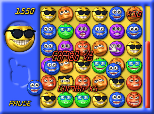 Smiley Puzzle Screenshot 1